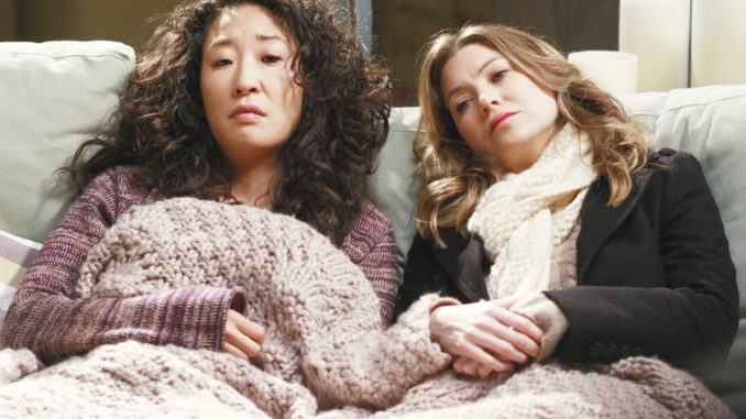 Cristina Yang & Meredith Grey - Grey's Anatomy