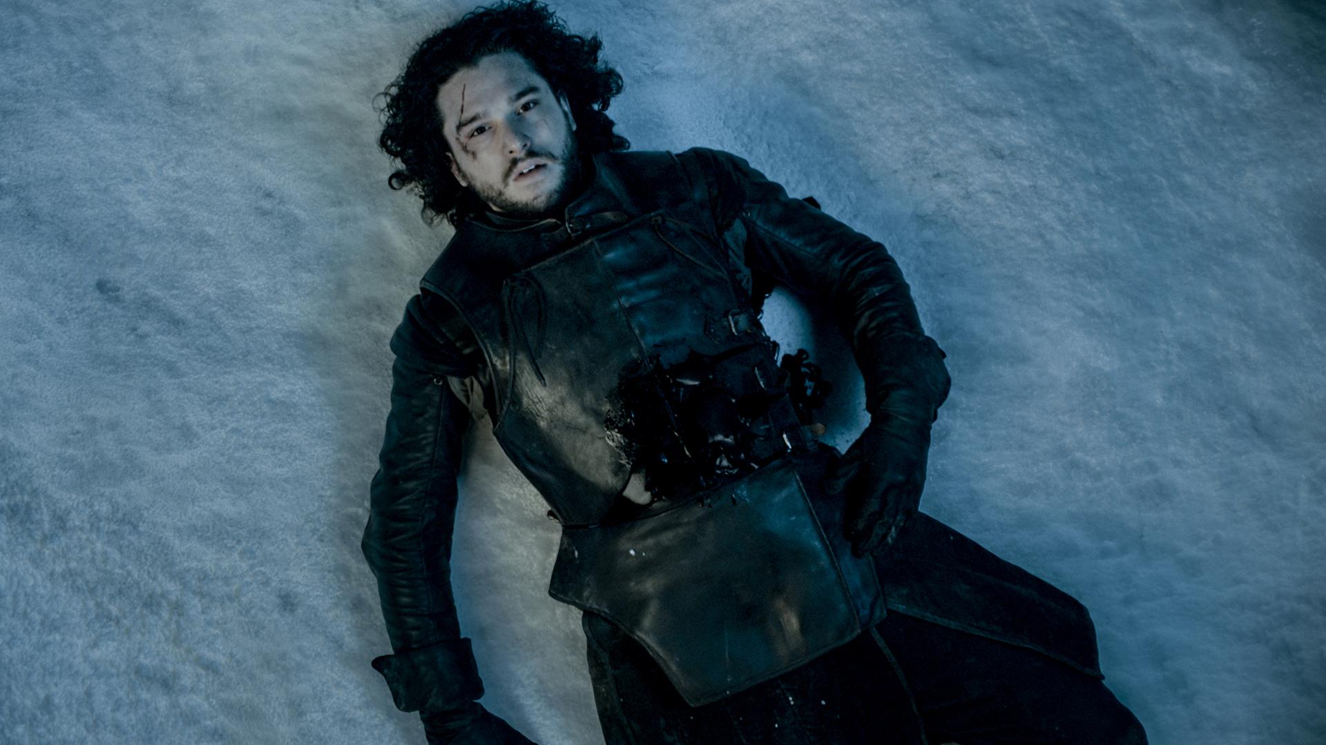 Última cena do episódio final da quinta temporada, que gerou muita insatisfação nas redes sociais devido a spoilers.