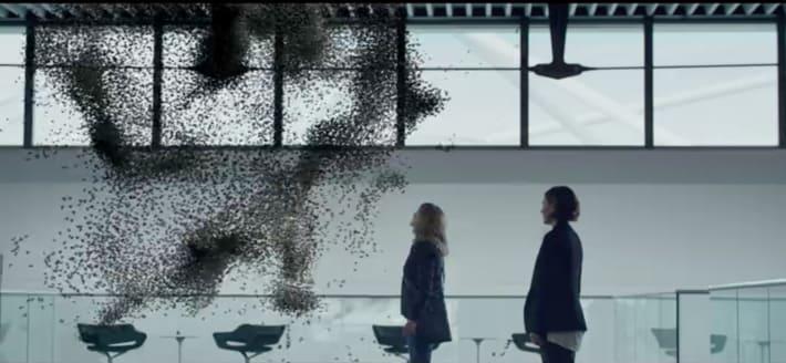 """Cena do episódio """"Odiados pela nação"""", da terceira temporada de Black Mirror."""