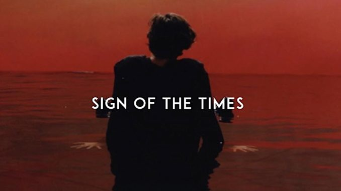 """""""Sign of the Times"""", Harry Styles"""