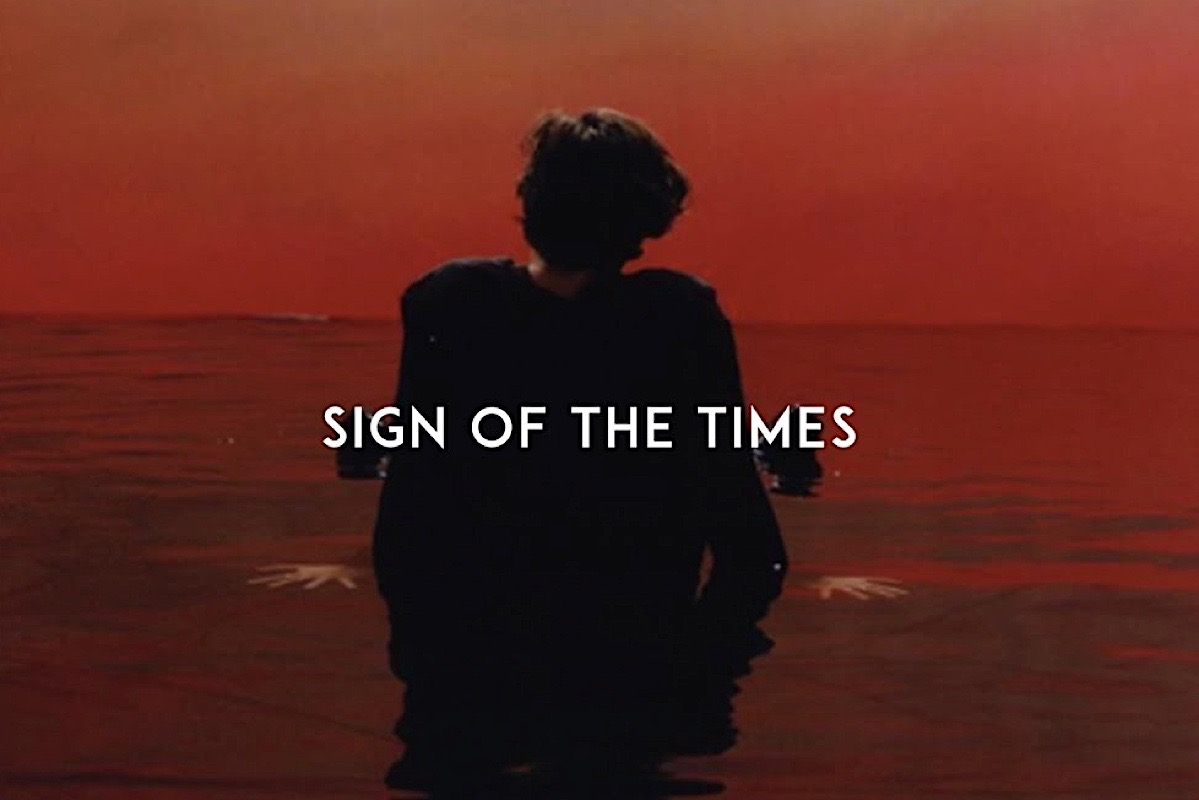 """Sign of the Times"", Harry Styles"