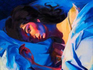 "Capa de ""Melodrama"", álbum da artista Lorde."