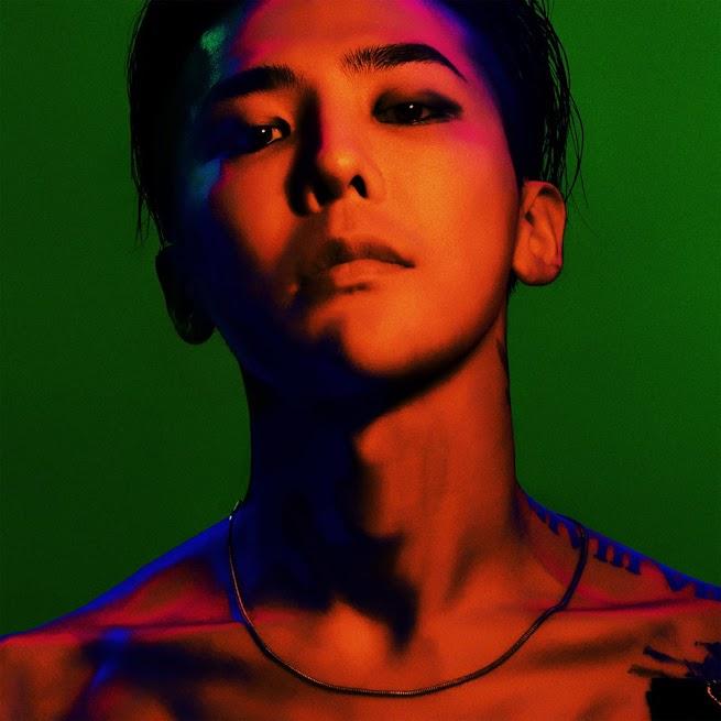 G-Dragon em foto promocional do novo álbum (Imagem: reprodução)