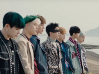 Monsta X, grupo de Kpop