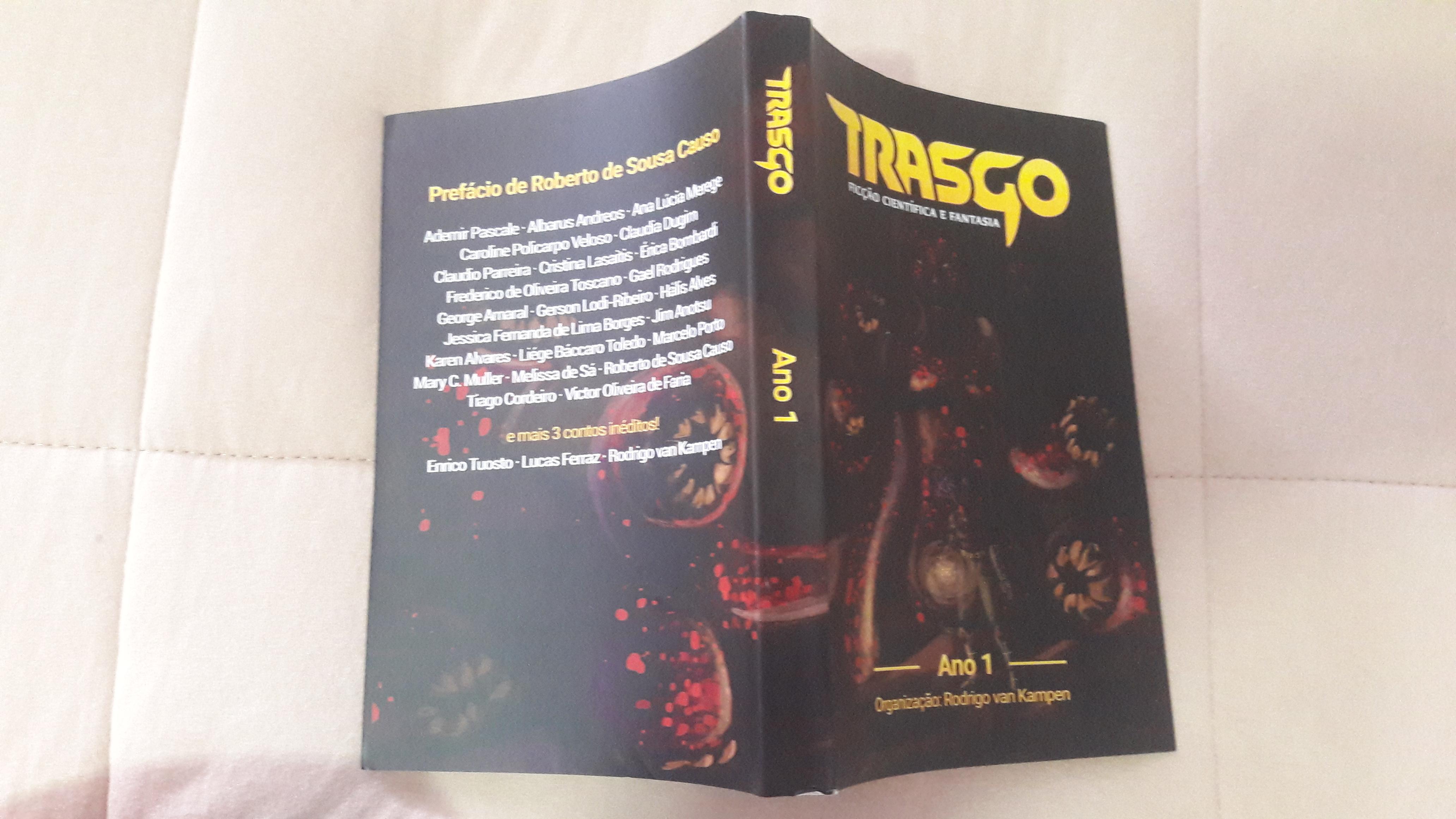 Livro Trasgo.