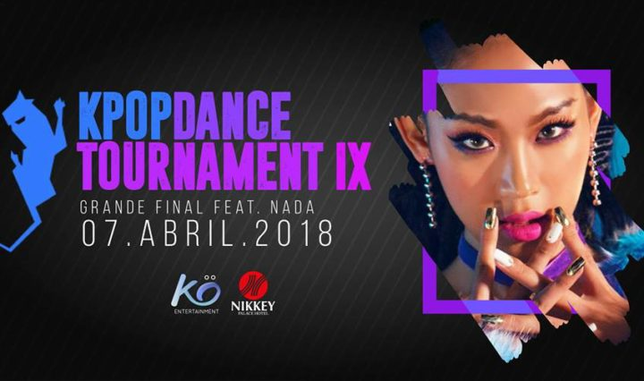 Convite do KDP Dance Tournament IX