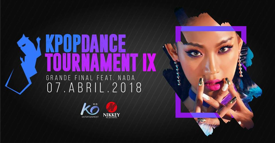 Convite do KDP Dance Tournament IX
